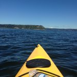 Camano Island and Mt Baker