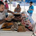 Barria, the best breakfast taco in Vallarta