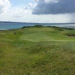 6th Hole at Lahinch Golf Club | Concierge Golf Ireland