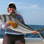 Another nice Rooster fish
