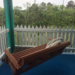 Porch swing - Key Largo room