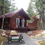 terrific cabins to stay in