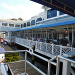 Outdoor Seating and Entry from Water Taxi
