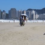 Photo of Pitangueiras beach