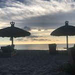 Sunset at Belmond Jimbaran Puri