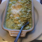 Chicken Pesto Mac; Seafood Mac (Lobster & Shrimp) Special; Meatball Appetizer