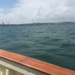 From the Ferry on the Fal River. Not the best photo but next time will be more prepared.