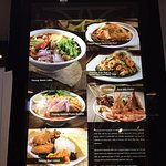 Their Signature dishes.