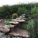 Quivira outdoor fountain
