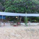Praia do Satu bar do pitu