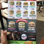 A great fast food in Tegucigalpa