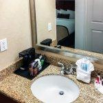 Separate Sink & Vanity