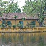 Ho Chi Minh residence