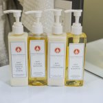 In-room toiletries