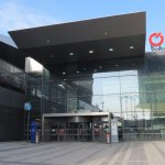 New Ultra Modern Rail Station