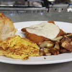 Now serving breakfast Saturday and Sunday 9 to 1pm...come on down and joy us.at Hendersonville n