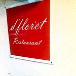 Foto de D'Floret Restaurant