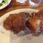 overdone chicken