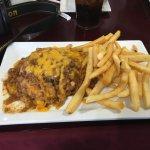 My Chili Burger!