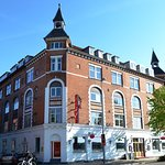 Milling Hotel Ansgar, Odense Foto