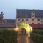 Schloss Weitenburg Foto