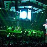 David Gazette in der Arena