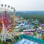 北関東最大級の遊園地「那須ハイランドパーク」