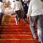 AT MOKALLA PARWATAM  STEEP STEPS