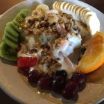 Aladdin's (Pittsford) - my fruit and nut platter