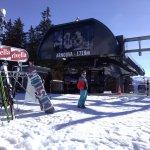 Just outside Arnouva Ski Lift