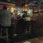 Main bar at Ship Inn