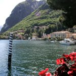 Menaggio on the west shore of Lake Como. Fantastic place for pizza and gellato