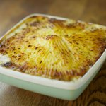Home cooked pies and casseroles delivered to your cottage