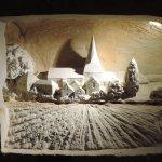 Sculpture dans la pierre de tuffeau