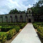 Hallways, entrance, church