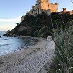 Ista dalla terrazza e dalla spiaggia