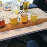Flight of 4 Beers