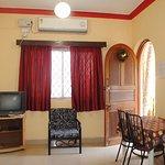 Jackfruit twin-bedded room
