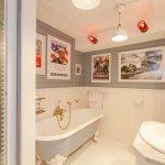 Saint-Exupery - baignoire & douche