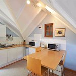 Loft Suite - kitchenette