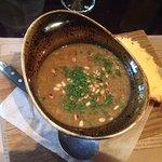 Очень вкучный гребной суп-пюре