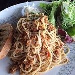 "Spaghetti ""bolognese"" - a popular item!"