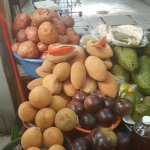 Lovely fruit at the market