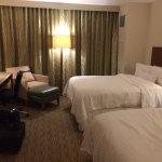 Nice room (upscale and nice)