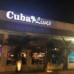 Foto de Cuba Lives Restaurant