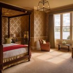 Suite in the main hotel overlooking Ullswater