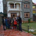 Our Family Photo at Hospitality Home with Riyaz Bhai (07-04-2017)
