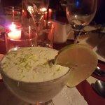 tiramisu citron vert et rhum