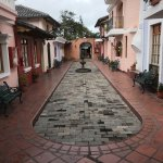 Photo de Hosteria Rincon de Puembo