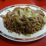 鱔魚意麵照片